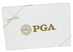 Box white pga shirt pga 210000 0100